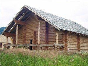 Ремонт деревянного сруба