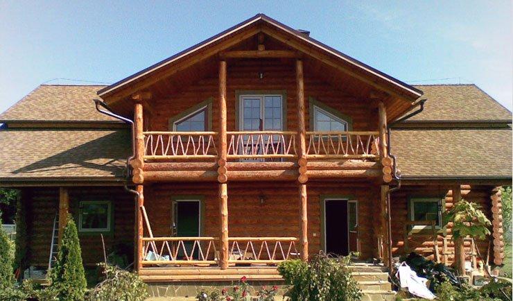 Особенности дверных и оконных окосячек деревянного дома
