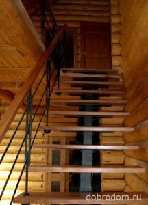 Варианты внутренней отделки и интерьера деревянных домов