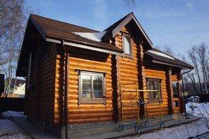 Технология строительства деревянных домов